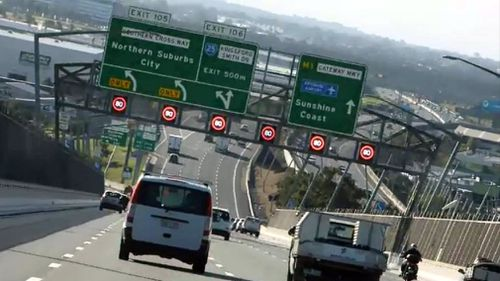 Brisbane drivers spend more to own and run their car than motorists from any other Australian city. Picture: 9NEWS