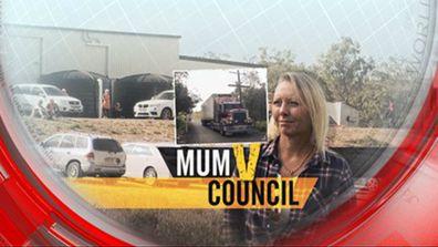 Mum v council