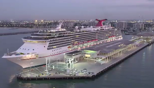 This week the world's largest cruise ship brand, Carnival Cruise Line, made Melbourne its home port for the Carnival Legend. (9NEWS)