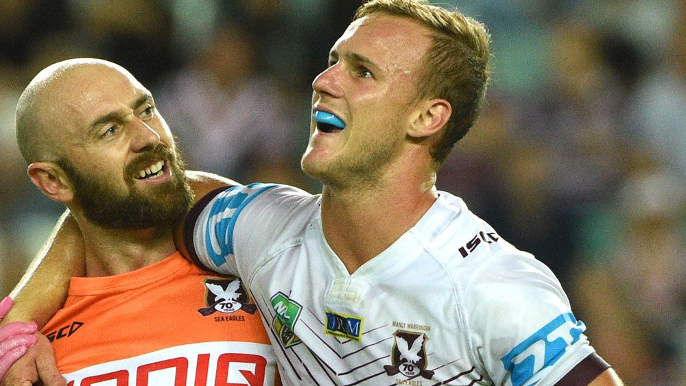 DCE, Buhrer to miss a month of footy