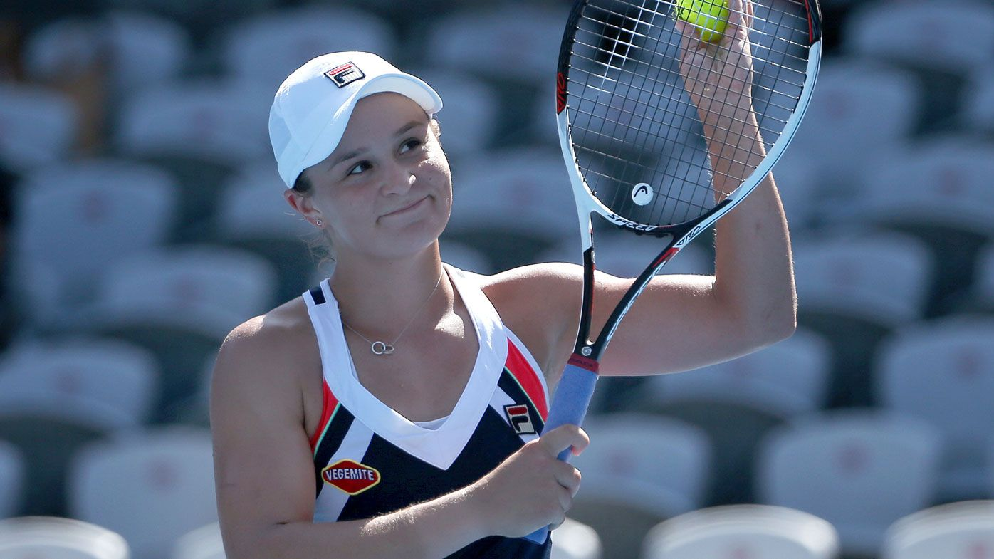 Ash Barty's bid to boss Serena Williams out of French Open