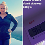 Rebel Wilson reaches her goal weight of 75kg