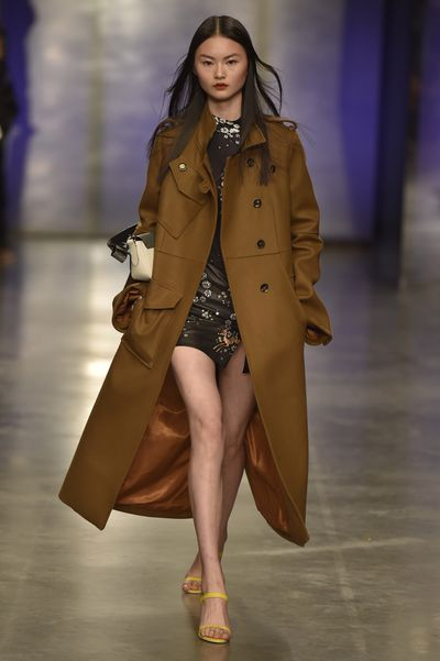 Countdown the trends at Topshop Unique<br> London Fashion Week