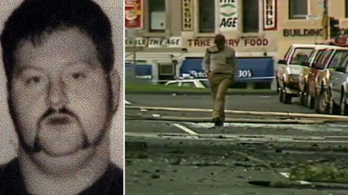 Craig Minogue, and the aftermath of the Russell Street bombing.