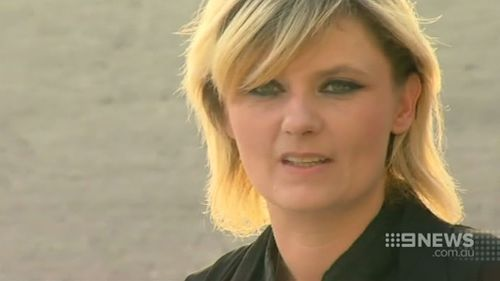 Tania Isbester has appealed her dog's death row sentence all the way to the High Court. (9NEWS)