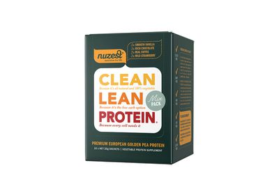 LOW BUDGET: Nuzest Clean Lean Protein (from $39.95)
