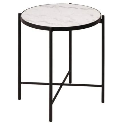 Coles are slinging a real marble table for just $49.99.