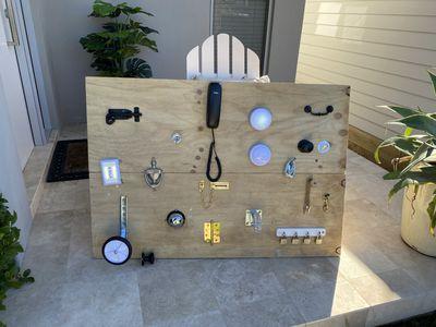 Fidget Board - $45
