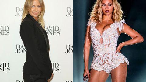 Beyonce, Lara Bingle