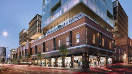 Chapel Street and Jam Factory have lost their shine in recent years. (9NEWS)