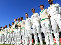 Ireland's 141-year wait for Test debut over