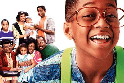 "This sitcom was ostensibly about the Winslow family and their assorted matters. It was <I>actually</I> about their next-door neighbour, epic super-nerd Steve Urkel — who came to dominate the show to the point where there was a major plotline revolving around his invention of a formula called ""Cool Juice"", which transformed him into his trendy alter ego Stefan Urquelle. Yes, Steve did indeed do that."