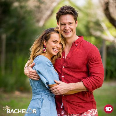 The Bachelor Australia's Abbie Chatfield and Matt Agnew