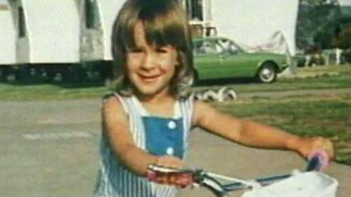 Lauren Hickson was just four years old when she was murdered.