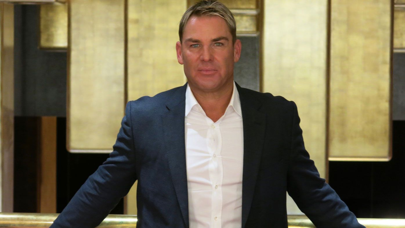 'They got out a massive inflatable sex toy': Warne spills the beans on infamous threesome