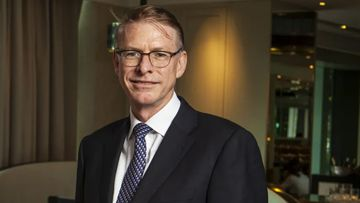 Crown Resorts CEO Ken Barton has resigned.
