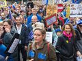 A million people march in London to demand new Brexit referendum