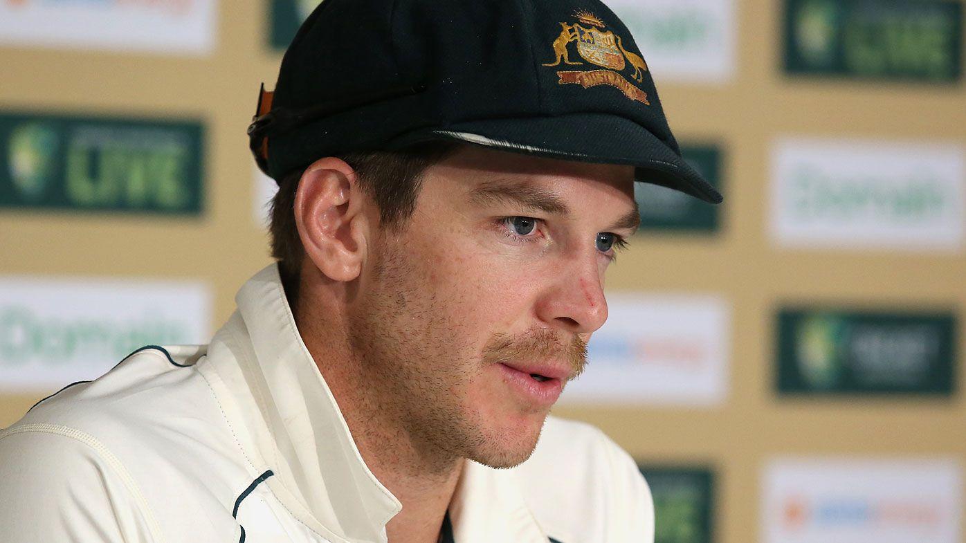 Australian captain Tim Paine won't take DRS truck excursion