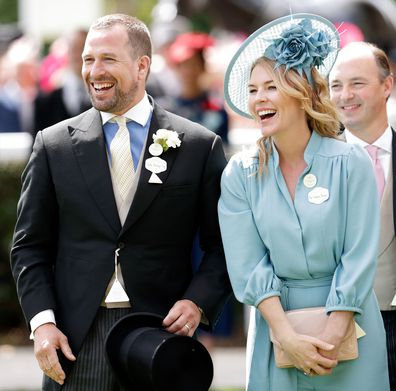 Queen's grandson Peter Phillips 'splits from wife' Autumn Kelly after 12 years together