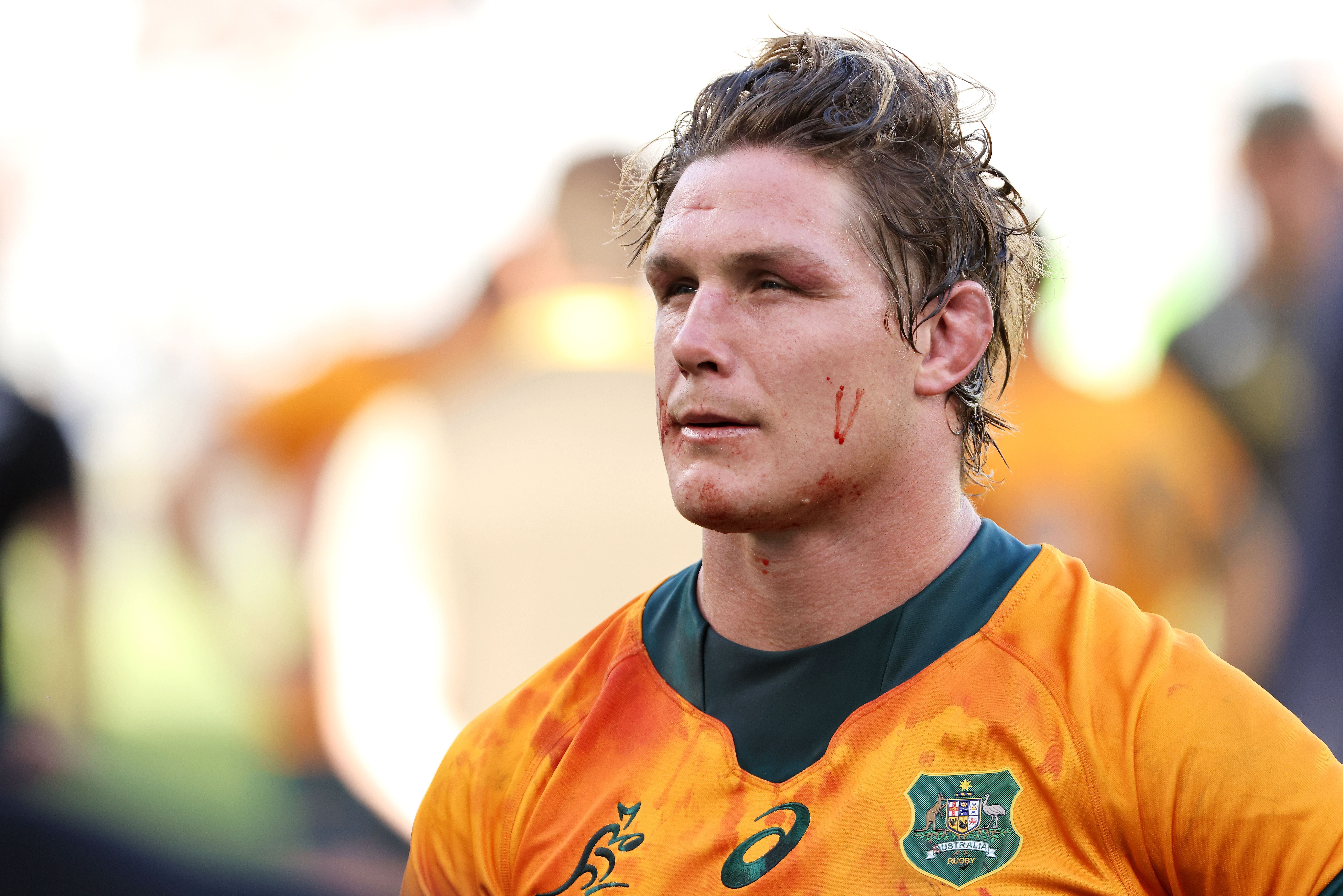 Rugby Championship: Wallabies captain Michael Hooper in the wars ahead of Springboks clash