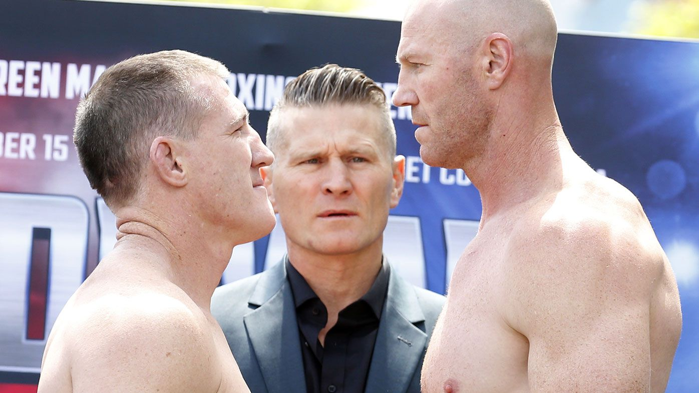 Paul Gallen vs Barry Hall fight start time, why the matchup is closer than you think