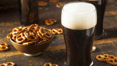 6. Dark beer