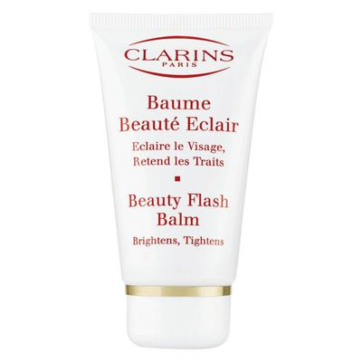 "<p>Spring calls for a 2-in-1 beauty product that does it all. Enter <a href=""https://www.clarins.com.au/Beauty-Flash-Balm/C010405004.html"" target=""_blank"" title=""Clarins Beauty Flash Balm 50ml, $65"">Clarins Beauty Flash Balm 50ml, $65</a></p>"