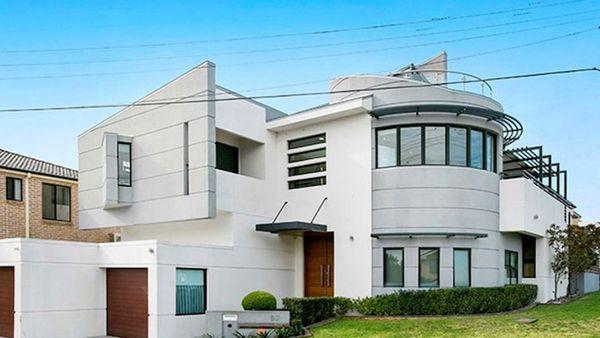 Pete Evans house