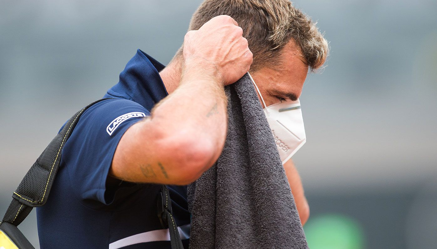 Tennis under fire after latest virus debacle, as Benoit Paire plays Hamburg Open despite two positive tests