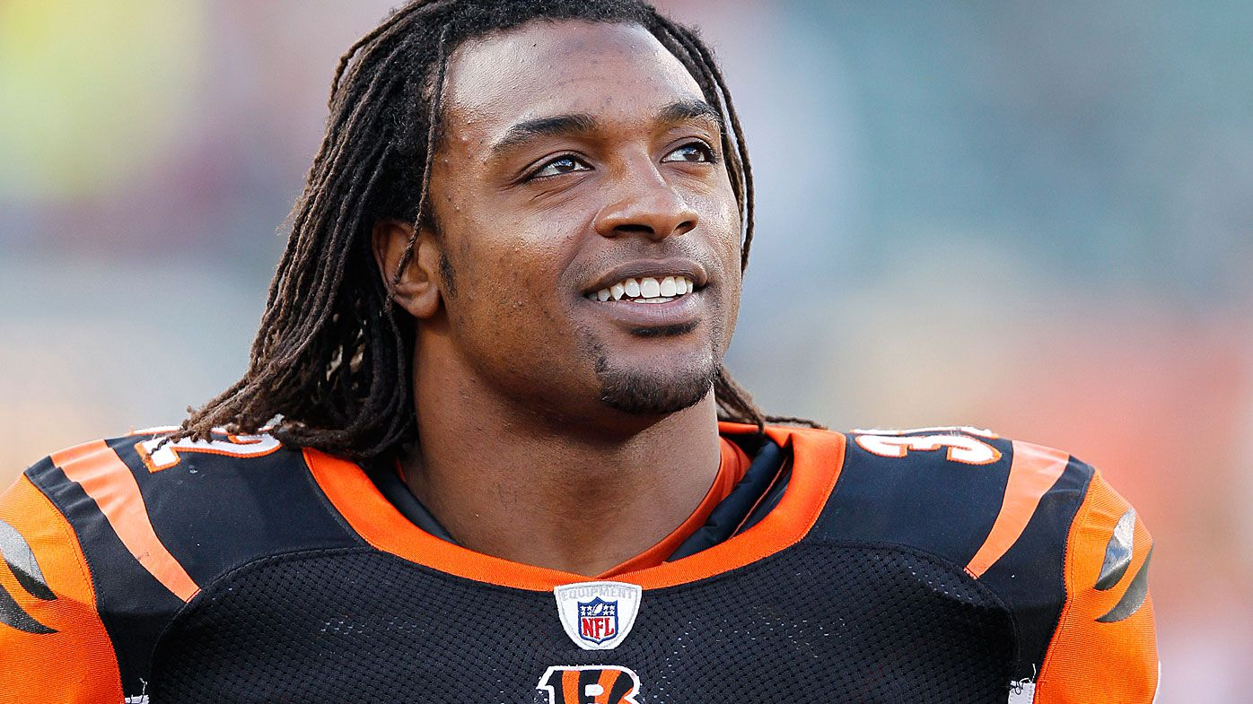 Cedric Benson played eight years in the NFL