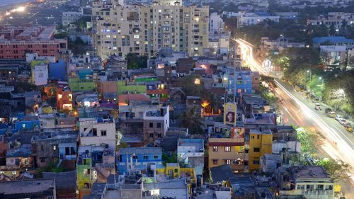 Chennai is India's sixth largest city with a population of 4.6 million.