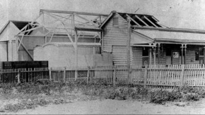Cyclone Mahina was the first category five storm to reach Australia on record. It was also devastating, with 400 people killed as it swept the north Queensland region then known as Bathurst Bay. (Supplied)