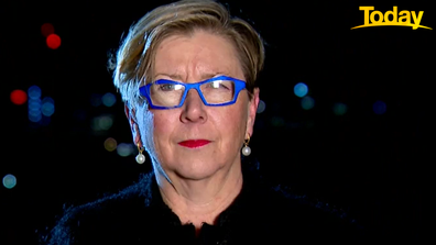 Jane Halton admitted to being 'surprised' the frontline worker who tested positive in NSW was not vaccinated.