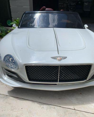 Ben Fordham, Instagram, prank, mum, bought Bentley