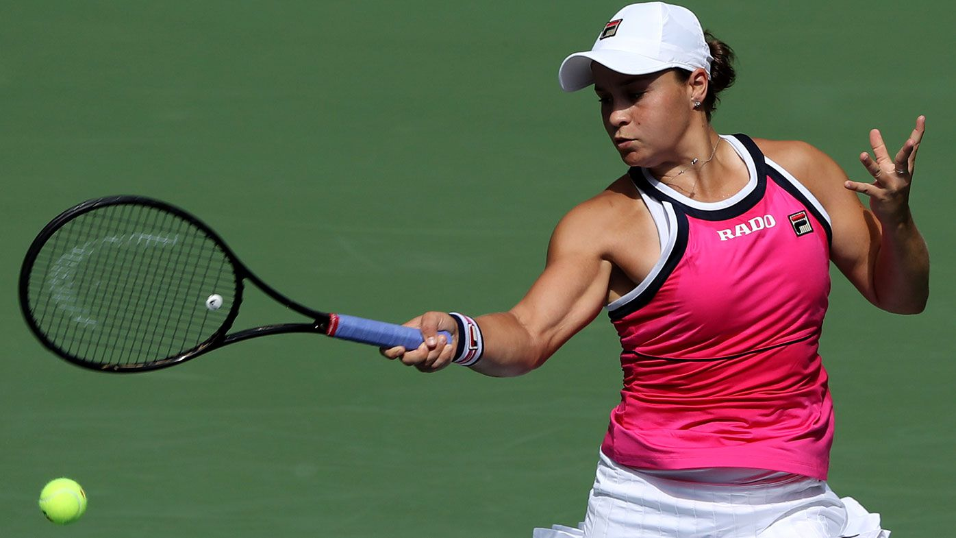 Ashleigh Barty regains world No.1 ranking, likely to make history at year-end