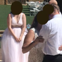 Mum's 'creepy' dance at wedding raises eyebrows