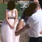 Mum's 'creepy' dance at wedding raises eyebrows