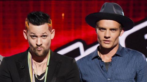 """Joel Madden slammed for controversial """"save"""" choice"""