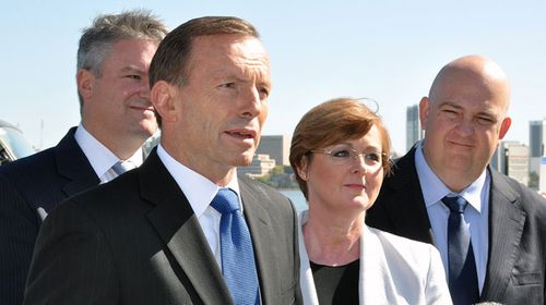 AEC 'inept', PM says at campaign launch