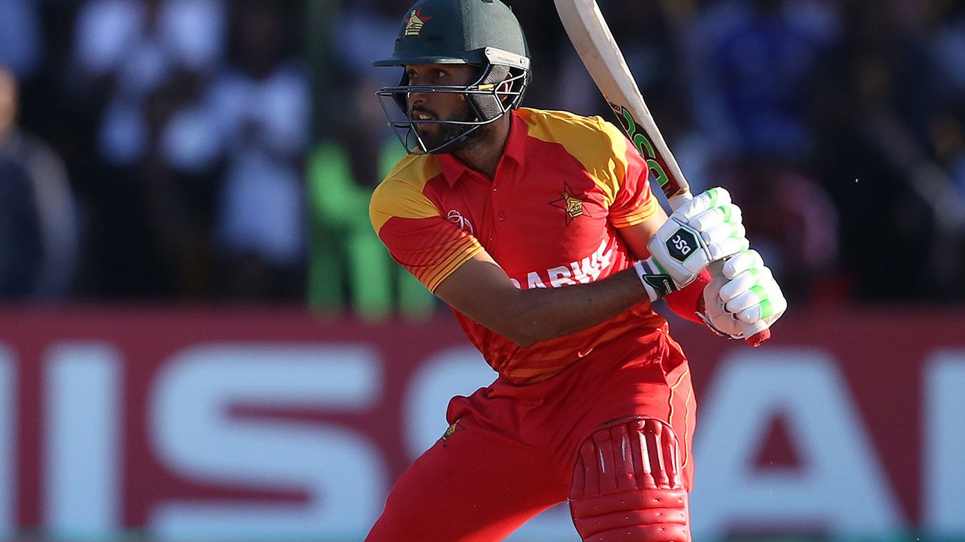 Zimbabwe suspended from international cricket by ICC