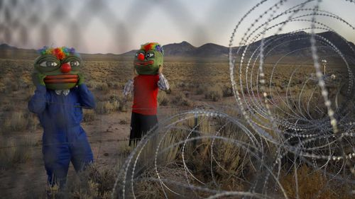 Millions were expected to flock to Area 51, but it was barely a fraction of that.
