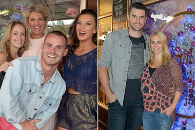 """Well look who we have here! Stars from <i>Big Brother</i>, <i>The Block</i> and other Nine shows got into the festive spirit last night at a VIP Christmas party at Miss Fitzy's in St Kilda, Melbourne.<br/><br/>So which <i>BB</i> star fangirled over The Blockinator? And who had a quick nanna nap before arriving at the party? Take a look at our pictures from the night... happy silly season, everyone.<br/><br/>Author: Adam Bub. <b><a target=""""_blank"""" href=""""http://twitter.com/TheAdamBub"""">Follow on Twitter</a></b>.<br/><br/>Images: Nine.<br/><br/><b><a target=""""_blank"""" href=""""http://www.9jumpin.com.au/"""">Catch up on <i>Big Brother</i> and <i>The Block</i> on 9Jumpin</a></b>."""