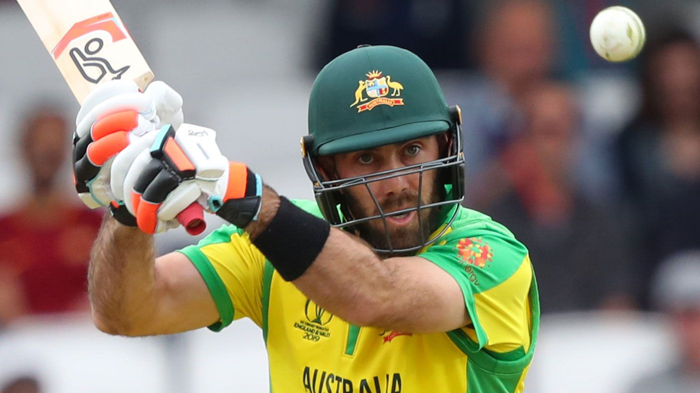 Glenn Maxwell called out over World Cup batting return as England semi-final looms
