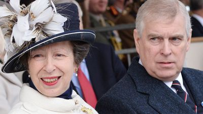 Anne, Princess Royal and Prince Andrew, Duke of York