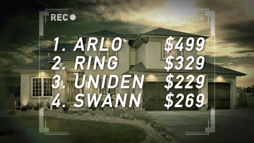 Trevor Long's home security system rankings.