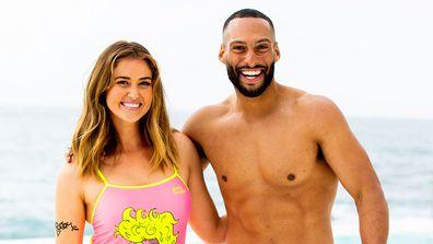 Celebrity Apprentice 2021 Swimwear Looks Budgy Smugglers Scherri-Lee Biggs Josh Gibson