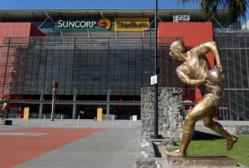 Suncorp Stadium in Brisbane is being put up as a grand final location. (AAP)