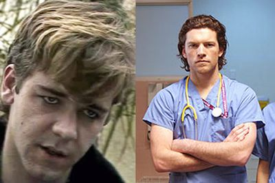 Both actors made it in Hollywood in their 30s after appearing in Australian TV series (for Russell, it was <i>Neighbours</i> and <i>Living with the Law</i>, while for Sam, it was <i>Love My Way</i> and <i>The Surgeon</i>).