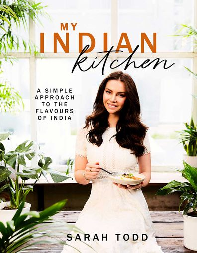 My Indian Cookbook by Sarah Todd