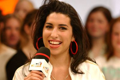 "Amy was ""discovered"" at age 16, and after a few years of record company development, released her debut album Frank to rave reviews and platinum sales."
